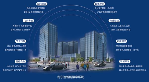 利尔达智能酒店,家居,楼宇系统方案引爆温州图片